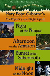 Mystery of the Magic Spells by Mary Pope Osborne