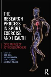 The Research Process in Sport, Exercise and Health by Rich Neil