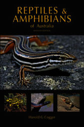 Reptiles and Amphibians of Australia by Harold Cogger