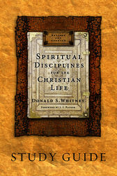 For spiritual life guide the study christian disciplines pdf