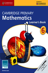 Cambridge Primary Mathematics Stage 6 by Emma Low