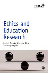 Ethics in educational research paper