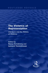 The Violence of Representation: Literature and the History of Violence