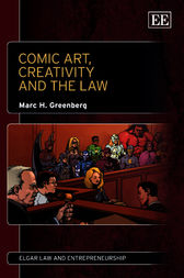 Comic Art, Creativity and the Law by M. H. Greenberg