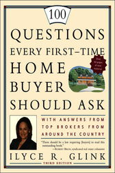 100 questions every first time home buyer should ask ebook by ilyce r glink 9780307834508. Black Bedroom Furniture Sets. Home Design Ideas