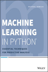 machine learning in python pdf