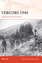 Vercors 1944 by Peter Lieb