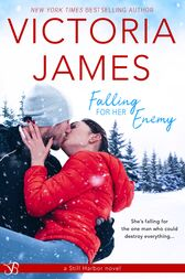 Falling for Her Enemy by Victoria James