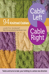 Cable Left, Cable Right by Judith Durant