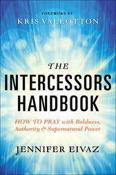 The Intercessors Handbook by Jennifer Eivaz