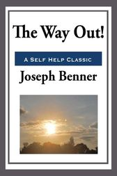 joseph benner the way out pdf