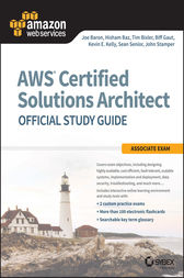 AWS Certified Solutions Architect Official Study Guide by Joe Baron