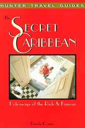 The Secret Caribbean by Brooke Comer