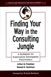 Finding Your Way in the Consulting Jungle by Arthur M. Freedman
