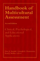 Handbook of Multicultural Assessment by Lisa A. Suzuki