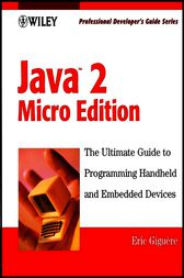 Java 2 Micro Edition by Eric Giguère