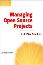 Managing Open Source Projects by Jan Sandred