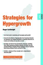 Stategies for Hypergrowth by Roger Cartwright