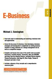 E-Business by Michael J. Cunningham