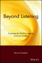 Beyond Listening by Bonnie Goebert