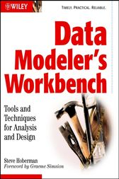 Data Modeler's Workbench by Steve Hoberman