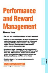 Performance and Reward Management by Florence Stone