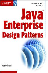 Java Enterprise Design Patterns by Mark Grand