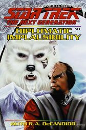 Diplomatic Implausibility by Keith R. A. DeCandido