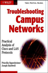 Troubleshooting Campus Networks by Priscilla Oppenheimer