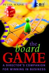 The Board Game by Peter Waine