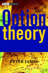 Option Theory by Peter James