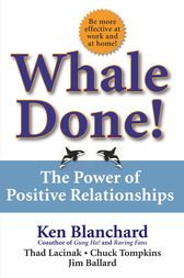 Whale Done! by Kenneth Blanchard