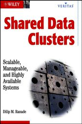 Shared Data Clusters by Dilip M. Ranade