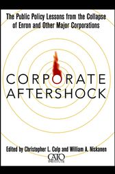 Corporate Aftershock by Christopher L. Culp