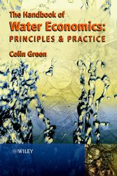 Handbook of Water Economics by Colin Green
