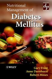 Nutritional Management of Diabetes Mellitus by Gary Frost