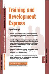 Training and Development Express by Roger Cartwright