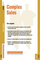 Complex Sales by Ken Langdon
