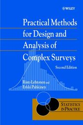 Practical Methods for Design and Analysis of Complex Surveys by Risto Lehtonen