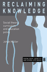 Reclaiming Knowledge by Johan Muller