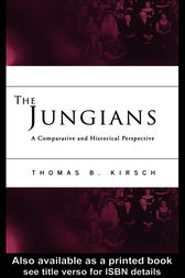 The Jungians by Thomas B. Kirsch