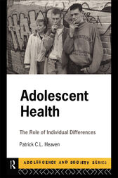Adolescent Health by Patrick Heaven