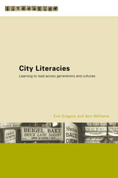 City Literacies by Eve Gregory