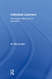 Individual Learners by W. Ray Crozier