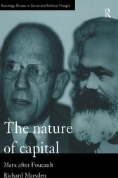 The Nature of Capital by Richard Marsden