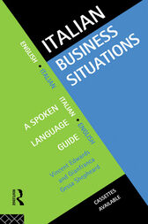 Italian Business Situations by Vincent Edwards