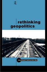 Rethinking Geopolitics by Simon Dalby