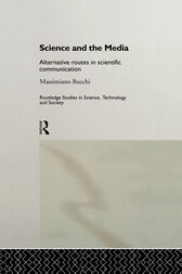 Science and the Media by Massimiano Bucchi