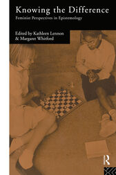 Knowing the Difference by Kathleen Lennon