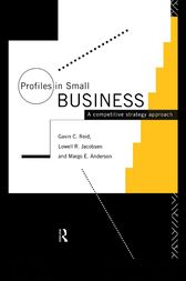 Profiles in Small Business by Margo E. Anderson